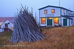 Battle Harbour General Store Southern Labrador