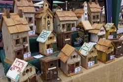 Bird Houses Saturday Markets New Brunswick