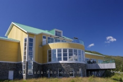 Bonne Bay Discovery Centre Gros Morne National Park Newfoundland