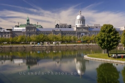 Bonsecours Market Picture Montreal Quebec