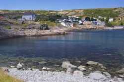 Brigus Fishing Town Avalon Peninsula Newfoundland