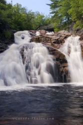 Cape Breton Mary Ann Falls Nova Scotia