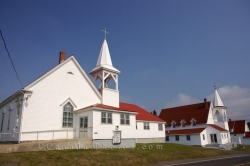 Wesleyan United Baptist Churches Seal Cove New Brunswick