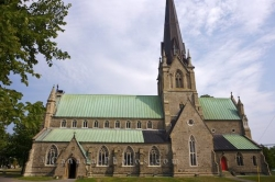 Christ Church Cathedral Fredericton New Brunswick