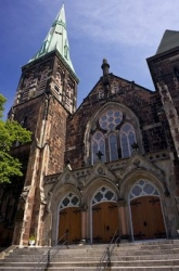 Church Design Downtown Saint John New Brunswick
