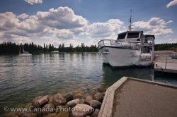 Clear Lake Charter Boat Wasagaming Manitoba
