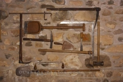 Eighteenth Century Tools Fortress Of Louisbourg Cape Breton