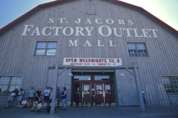 Factory Outlet Mall St Jacobs