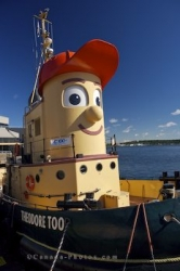 Famous Theodore Tugboat Halifax Harbour Nova Scotia