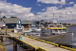 Fishing Boats Rustico Harbour PEI