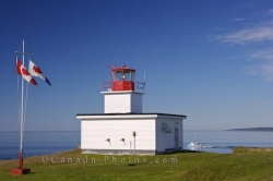 Grand Passage Lighthouse Briar Island Nova Scotia