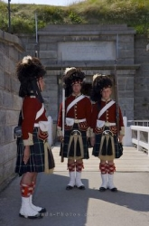 Halifax Citadel Guards Nova Scotia