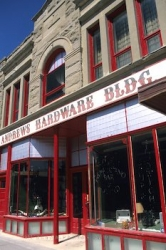 Hardware Store Fort MacLeod Alberta