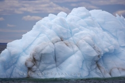 Iceberg Color Variation St Anthony Newfoundland