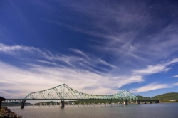 JC Van Horne Bridge New Brunswick