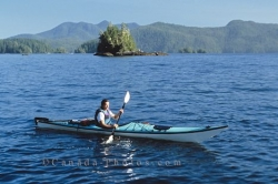 Kayaking Johnstone Strait British Columbia