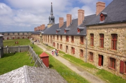 Kings Bastion Louisbourg Cape Breton Nova Scotia