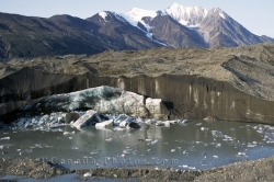 Kluane National Park Glacier Picture Yukon