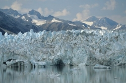 Photo of Kluane Park Glacier Yukon Territory