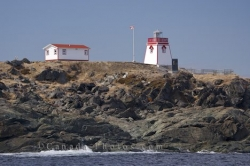 Lighthouse Buildings Newfoundland