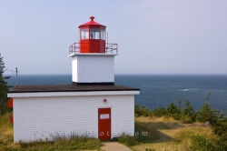 Long Eddy Point Lighthouse Grand Manan New Brunswick