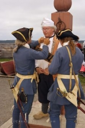 Louisbourg Punishment Cape Breton Nova Scotia