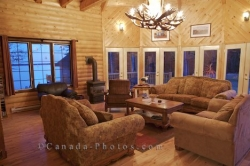 Lounge Tuckamore Lodge