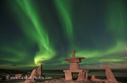 Magical Northern Lights Churchill Manitoba