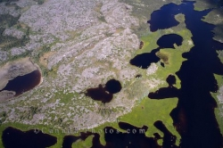 Marshlands Helicopter Tour Aerial Southern Labrador Canada