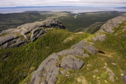 Mealy Mountains Landscape Labrador