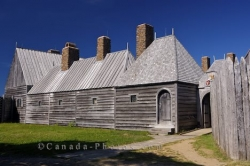 National Historic Site Building Nova Scotia Canada