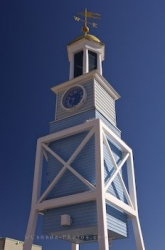 Naval Clock Halifax Harbour Nova Scotia