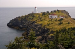 New Brunswick Swallowtail Lighthouse
