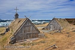Norstead Viking Site Newfoundland