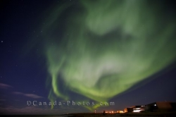 Northern Lights Picture Churchill Manitoba