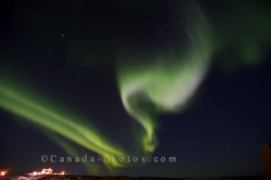 Northern Lights Churchill Manitoba