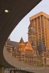 Old City Hall Architecture Toronto