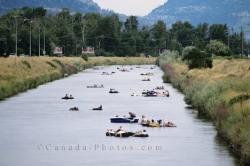Penticton River Channel Okanagan
