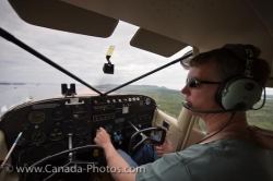 Pilot Guy Cannon Flying Cessna