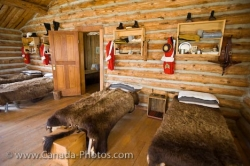 Police Sleeping Quarters Fort Walsh National Historic Site