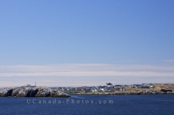 Port Aux Basques Waterfront Marine Atlantic Ferry Newfoundland