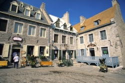Quebec City nice place