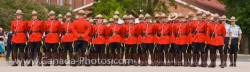 RCMP Graduation Ceremony Regina City Saskatchewan