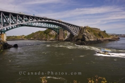Reversing Falls Picture New Brunswick