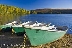 Row Boats Lac de L'Assomption Quebec