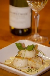 Scallops Tuckamore Lodge