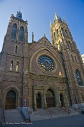 St James United Church Facade Centre Ville Montreal