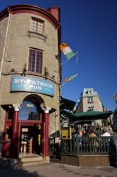 St Patricks Pub Quebec City