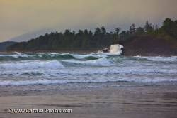Storm Watching Tofino Vancouver Island