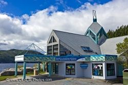 Tadoussac Interpretation Centre Quebec Canada